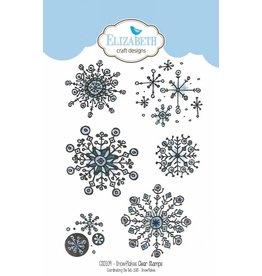 Elizabeth Craft Designs Elizabeth Craft Designs Snowflakes stamp set CS109