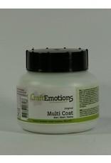 CraftEmotions Multi coat mat 250ML