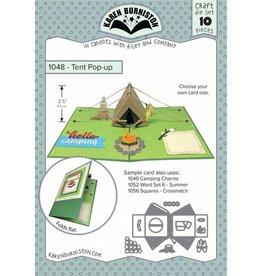 Karen Burniston Karen Burniston Tent pop up 1048