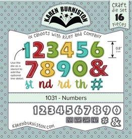 Karen Burniston Karen Burniston Numbers 1031