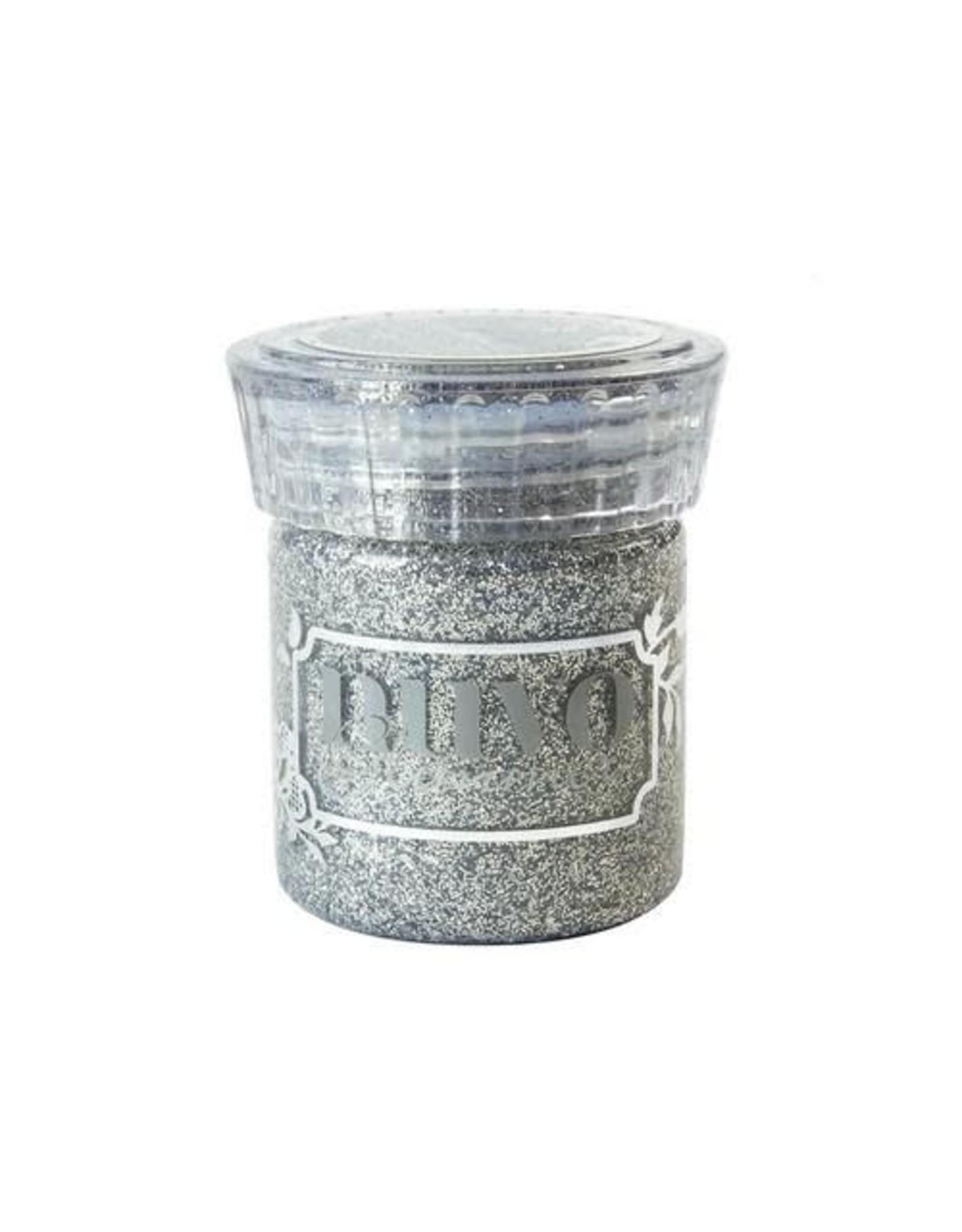 Nuvo glimmer Nuvo glimmer paste - silver gem 951N