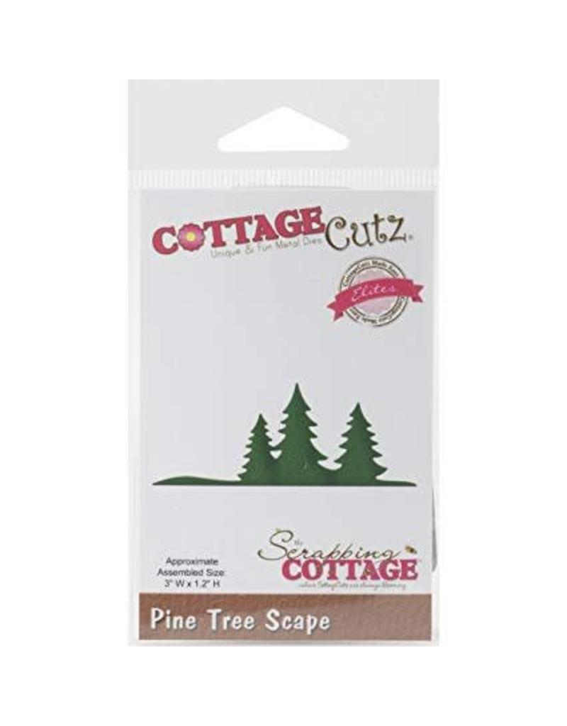 Cottage Cutz Cottage Cutz Pine tree scape