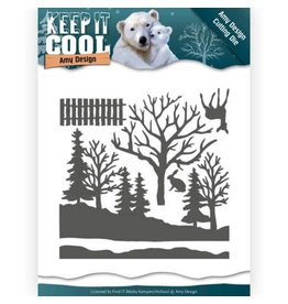 Amy Design Amy Design - Keep it Cool - Cool Forest dies ADD10160
