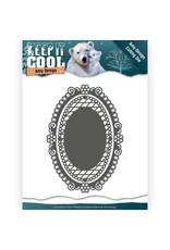 Amy Design Amy Design - Keep it Cool - Keep it Oval ADD10161