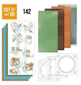 Dot & Do 142 Winter Woodland DODO142