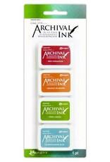 Ranger Make art Ranger Archival Mini Ink Kit 4 AMDK58960 Wendy Vecchi