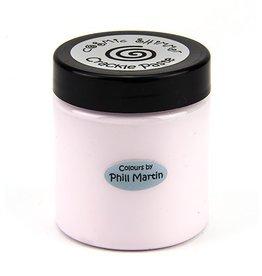 Cosmic Shimmer crackle paste Frosted Blossom
