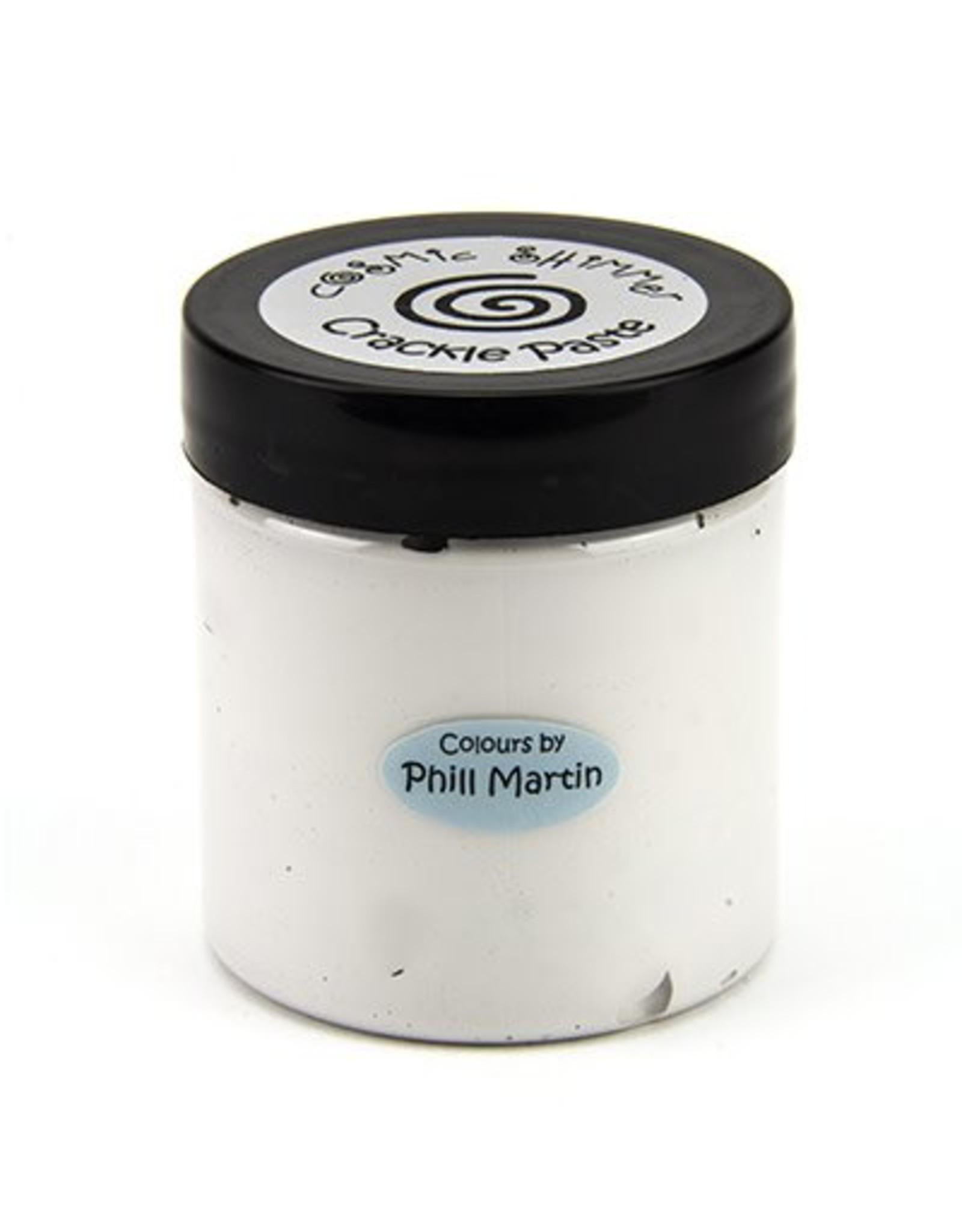 Cosmic shimmer Cosmic Shimmer crackle paste Frosted Mink