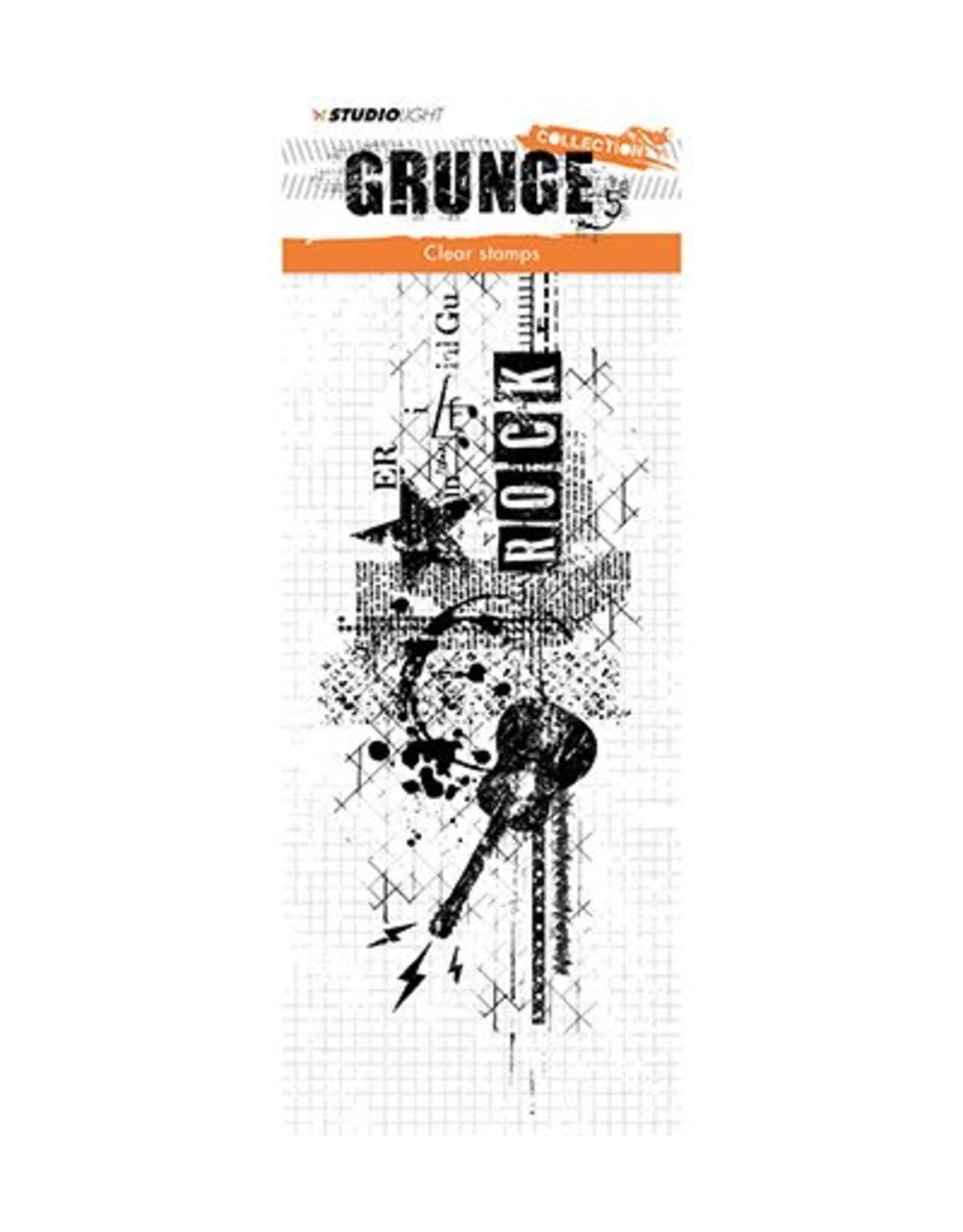 Studio Light Clear Stamp Studio Light Stamp Grunge Collection, nr.339