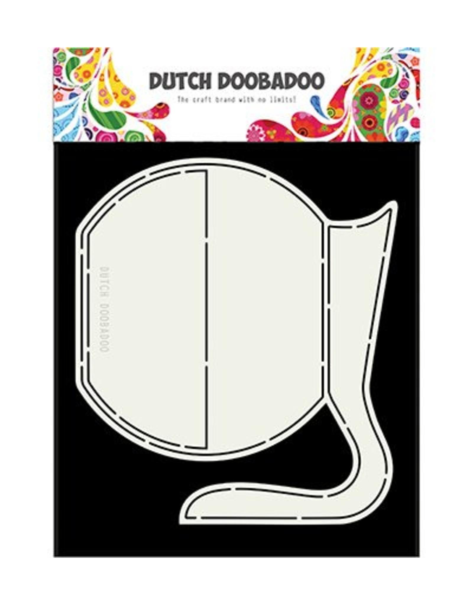 Dutch Doobadoo Card Art Dutch Doobadoo card art Coffee pot 470.713.695