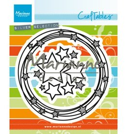 Marianne Design Marianne Design Craftable Circle & stars CR1447