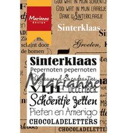 Marianne Design Marianne Design stempel Sinterklaas CS0981