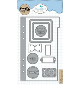 Elizabeth Craft Designs Elizabeth Craft Designs Planner Essentials -1   1603