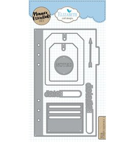 Elizabeth Crafts Design Planner Essentials - 2 1604
