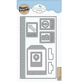 Elizabeth Crafts Design Planner Essentials - 4 1606