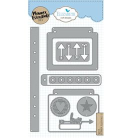 Elizabeth Craft Designs Elizabeth Craft Designs Planner Essentials - 5 1607