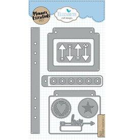 Elizabeth Crafts Design Planner Essentials - 5 1607