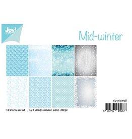 Joy Craft Joy Crafts Papierset - Design Mid-winter 6011/0598
