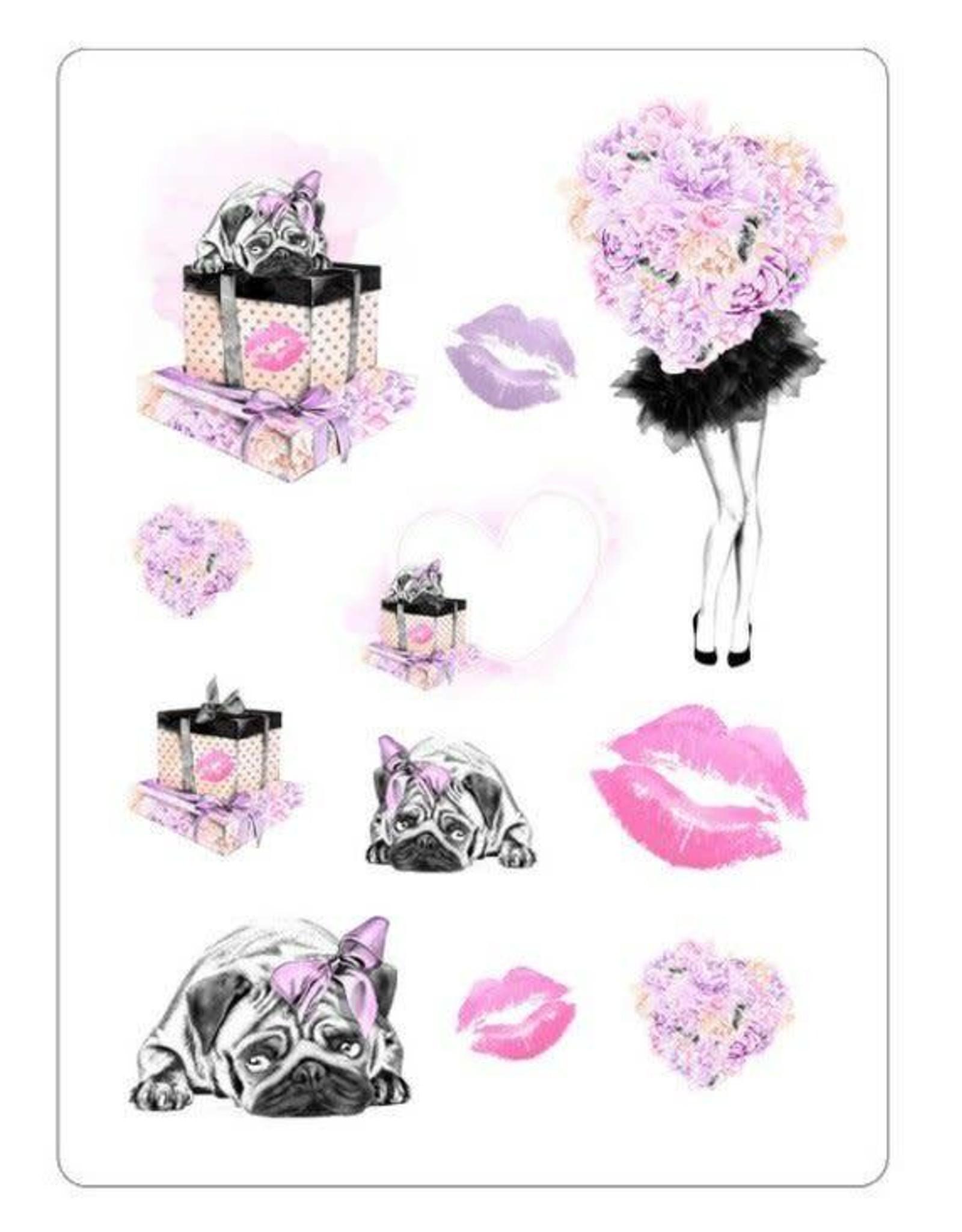 "LovedbyGaby Loved by Gaby stickers ""Cute"""