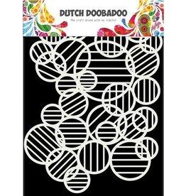Dutch Doobadoo Mask Art Dutch Doobadoo Dutch Mask Art Circle lines A5 470.715.132