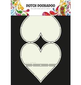 Dutch Doobadoo Card Art Dutch Doobadoo Dutch Card Art kaarten ezel hart 470.713.661 A4
