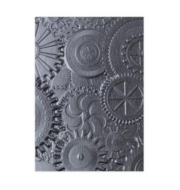 Sizzix embossings folder Sizzix 3-D Embossing Folder - Gears 662715 Tim Holtz