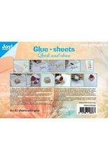 Joy Craft Joy Crafts Glue-sheets A5 - Quick and clean 6500/0034