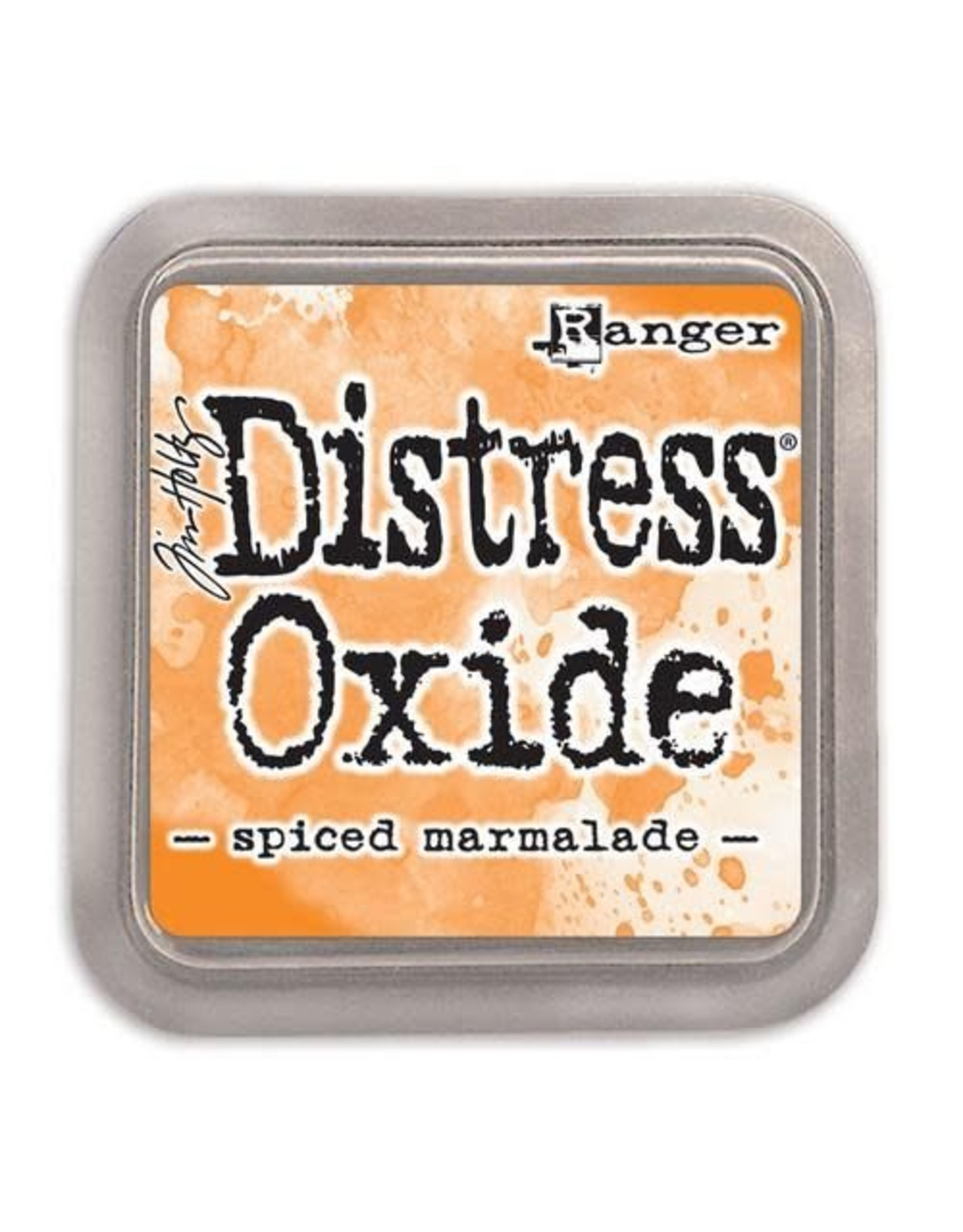 Ranger Distress Oxide Ranger Distress Oxide - spiced marmalade