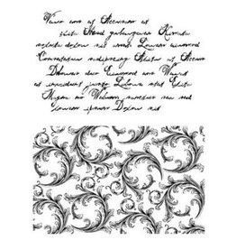 Viva Decor Viva Decor silikonen stempel  letters & embellishments 4003 006 00