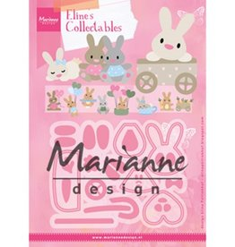 Marianne Design Marianne Design Collectable Eline's baby bunny COL1463