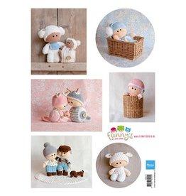 Marianne Design Marianne Design Knipvel Ilse's Funny's - Baby VK9574