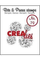 Crealies Crealies Bits & Pieces no 79