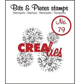 Crealies Crealies Bits & Pieces no 79