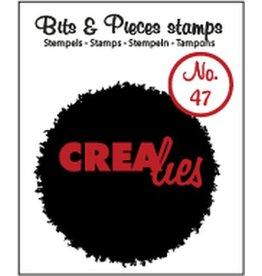 Crealies Crealies clearstamps Bits & Pieces CLBP47