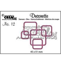 Crealies Crealies Decorette no 12