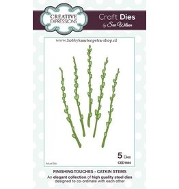 Creative Expressions Creative Epressions Finishing touches Catkin Stems CED1444