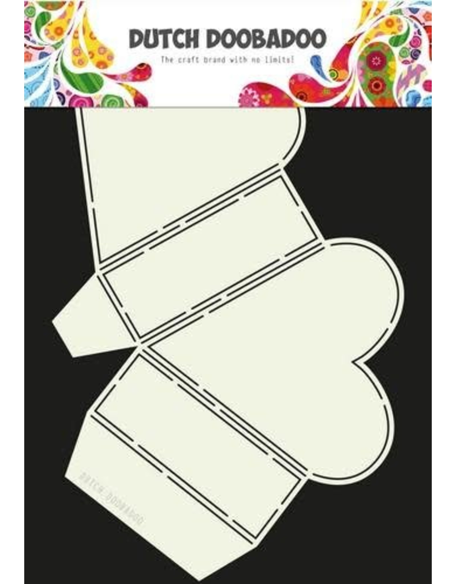 Dutch Doobadoo Box-Art Dutch Doobadoo Dutch Box Art hart 470.713.044 A4