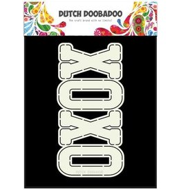 Dutch Doobadoo Card Art Dutch Doobadoo Dutch Card Art XOXO 470.713.657 A4