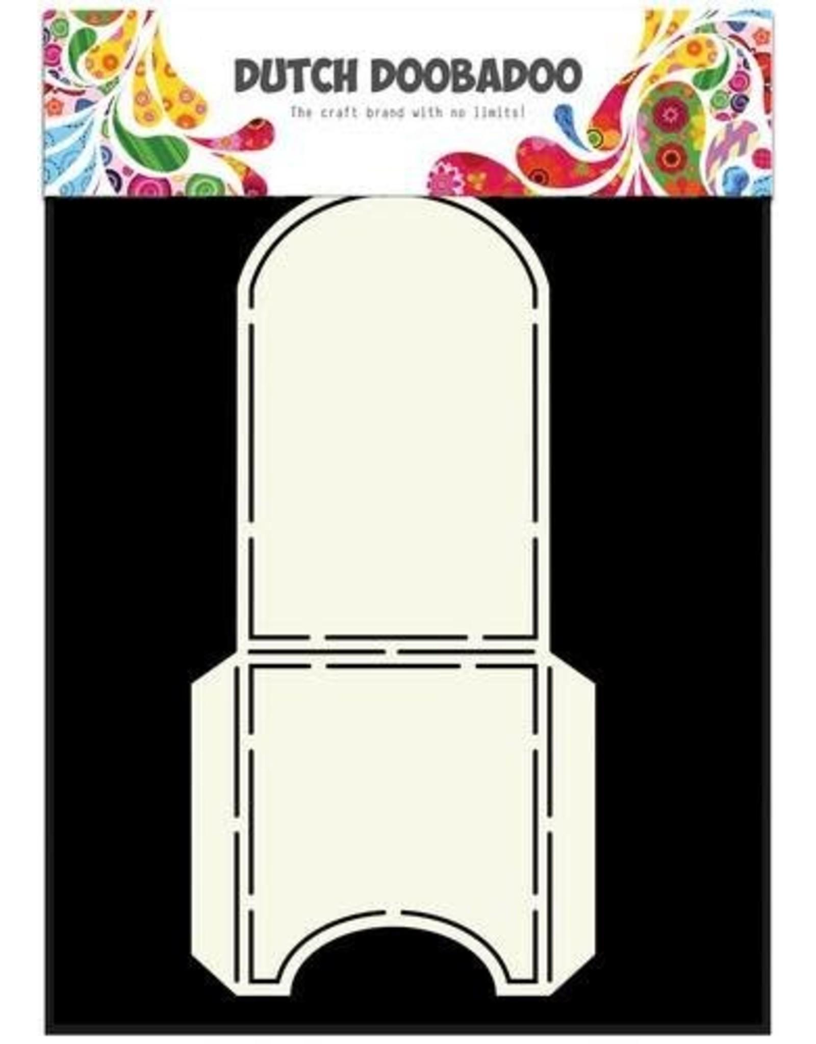 Dutch Doobadoo Box-Art Dutch Doobadoo Dutch Box Art stencil theezak A5 470.713.036