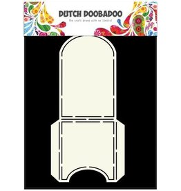 Dutch Doobadoo Box-Art Dutch Doobadoo Dutch Box Art stencil theezak A5 470.713.036