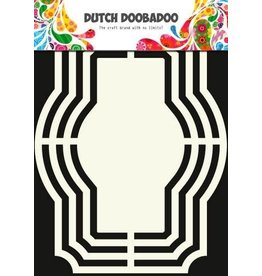 Dutch Doobadoo Shape Art Dutch Doobadoo Dutch Shape Art frames ornament rechthoek nr 4 470.713.103