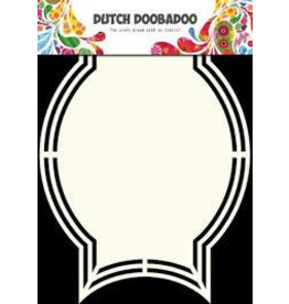 Dutch Doobadoo Shape Art Dutch Doobadoo shape art Medal 470.713.130