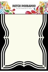Dutch Doobadoo Shape Art Dutch Doobadoo Dutch Shape Art frames rechthoek ornament 4 A5 470.713.131
