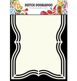 Dutch Doobadoo Shape Art Dutch Doobadoo Dutch Shape Art frames rechthoek ornament 4 A5 470.713.131