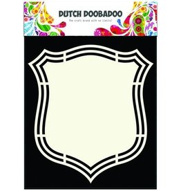Dutch Doobadoo Shape Art Dutch Doobadoo Dutch Shape Art frames schild 2 A5 470.713.140