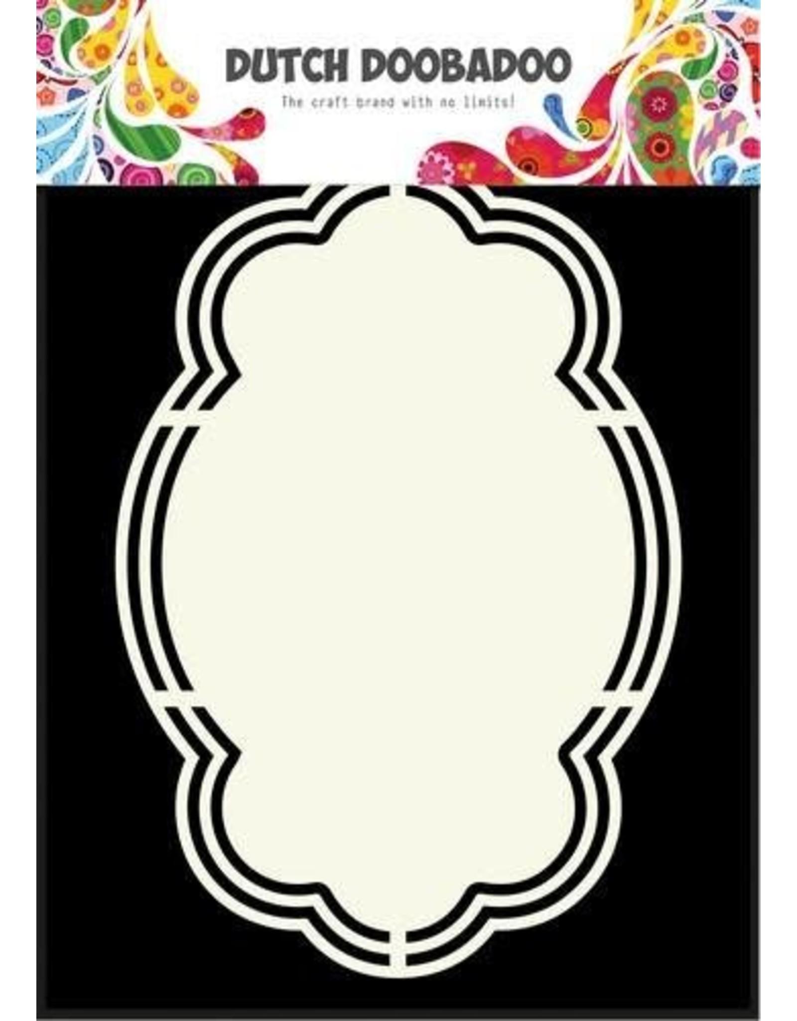 Dutch Doobadoo Shape Art Dutch Doobadoo Dutch Shape Art Cloud A5 470.713.147