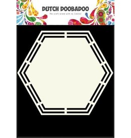Dutch Doobadoo Shape Art Dutch Doobadoo Dutch Shape Art Hexagon A5 470.713.148