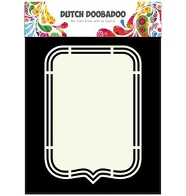 Dutch Doobadoo Shape Art Dutch Doobadoo Dutch Shape Art label A5 470.713.149