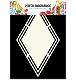 Dutch Doobadoo Shape Art Dutch Doobadoo Dutch Shape Art ruit A5 470.713.150