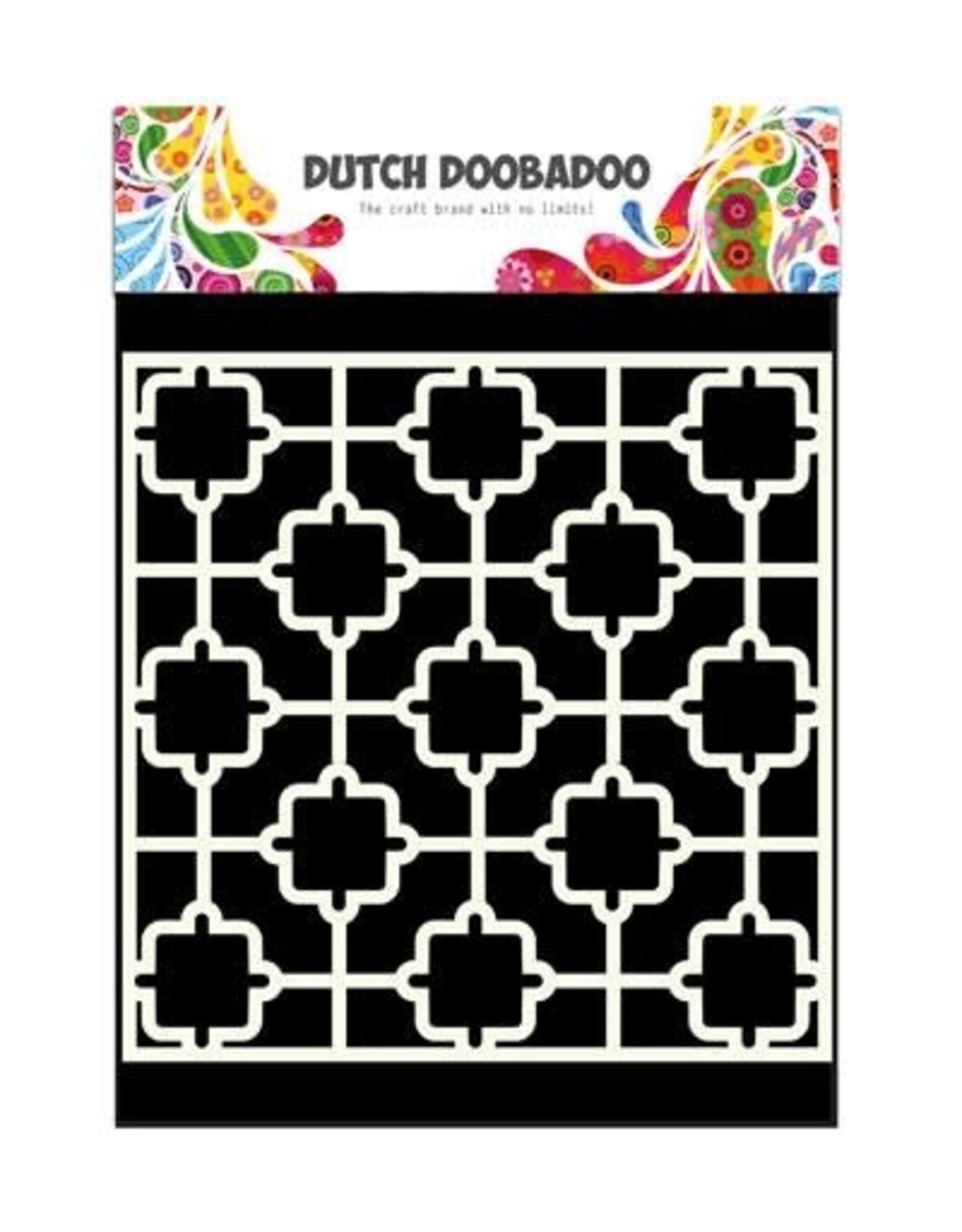 Dutch Doobadoo Mask Art Dutch Doobadoo Mask art tile 470.715.601